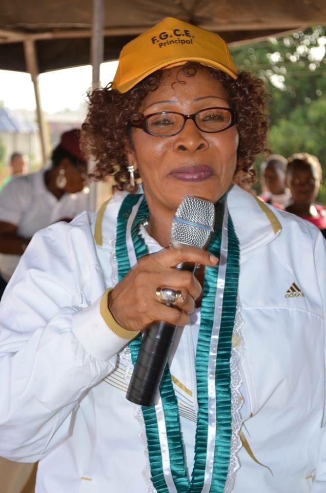 Elder Uko, Principal