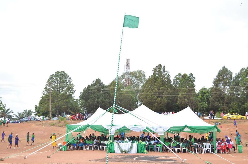 Unity House Tent